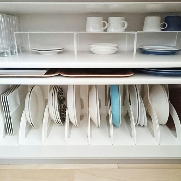 キッチン収納の困ったお悩みは、100均グッズで解決できます!のサムネイル画像