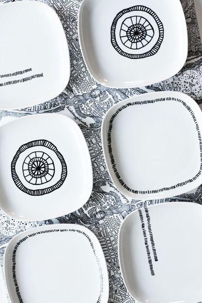 毎日の食事も、かわいくておしゃれな100均食器でカフェ風に!のサムネイル画像