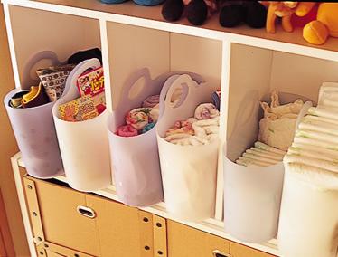 【簡単】100均グッズの使い方をアレンジして可愛い収納を作ろう!のサムネイル画像