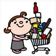 とても便利で安い 百均ショップでお買い物 品ぞろえも豊富ですのサムネイル画像
