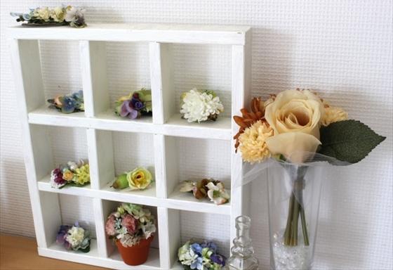 100均のモノを使ってこんなにおしゃれな家具が作れちゃうんです!のサムネイル画像