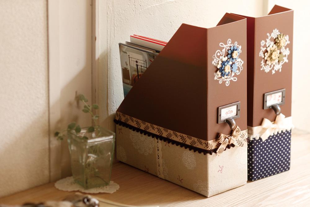 100均収納ボックス「ファイルボックス」を活用しませんか??のサムネイル画像