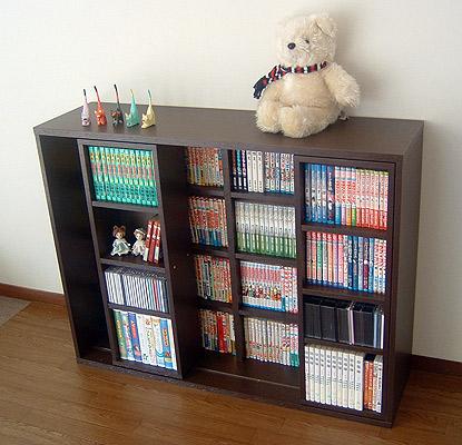 節約DIY術。100均の材料で、使いやすい本棚を作っちゃおう!のサムネイル画像